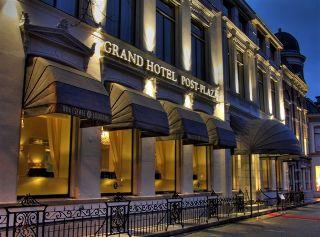 cazare la Post-plaza Hotel & Grand Cafe