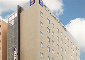 cazare la Comfort Hotel Himeji