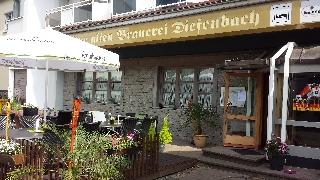 cazare la Zur Alten Brauerei Diefenbach