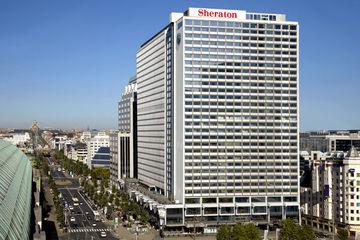 cazare la Sheraton Brussels Hotel