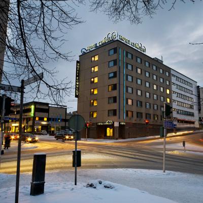 cazare la Cumulus City Station Kuopio