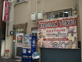 cazare la Khaosan Tokyo Original