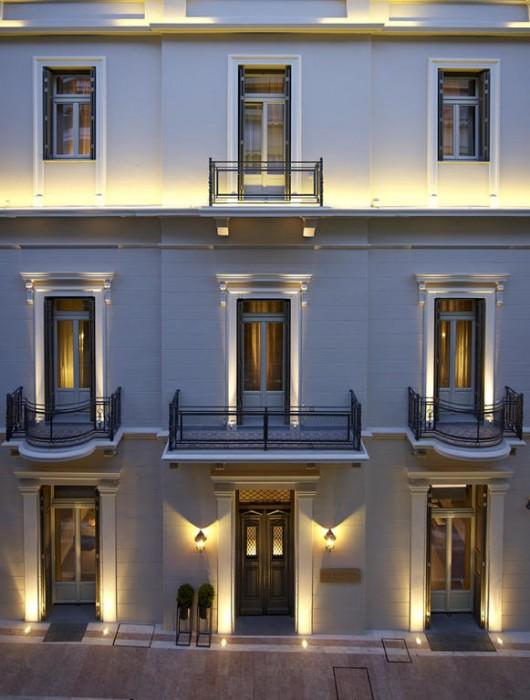 cazare la Marpessa Smart Luxury Hotel