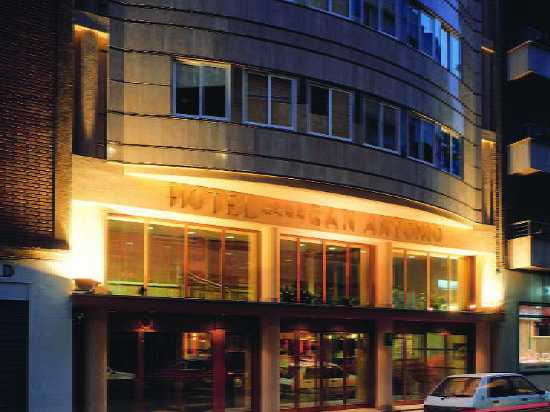cazare la Chess Hotel San Antonio