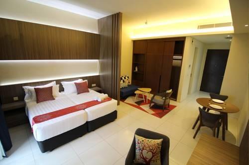 cazare la Tribeca Suites At Bukit Bintang