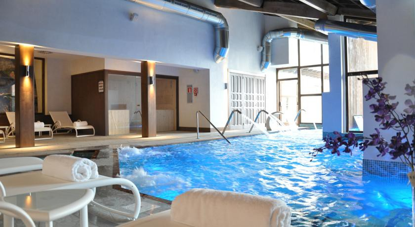 cazare la Puebloastur Eco Resort Wellness & Spa