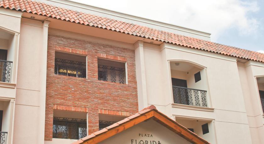 cazare la Plaza Florida Suites