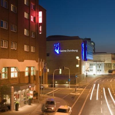 cazare la Mercure Hotel Duisburg City