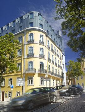 cazare la Cs Vintage Lisboa Hotel