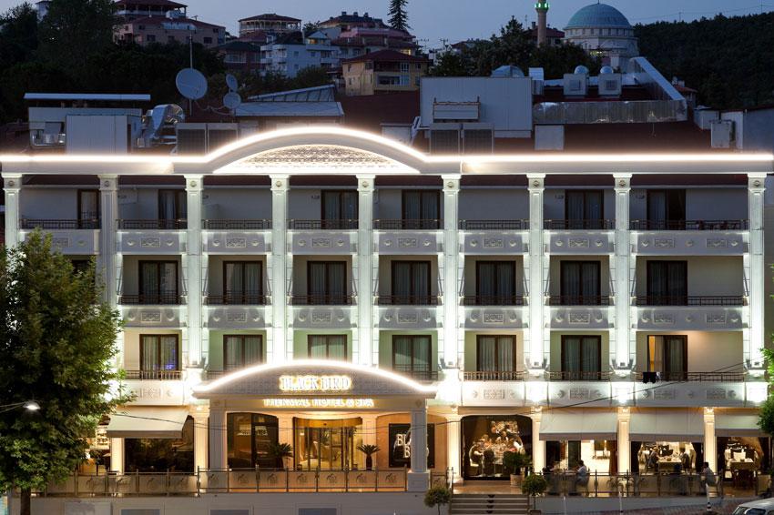 cazare la Blackbird Thermal Hotel And Spa