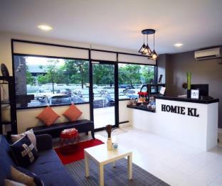 cazare la Homie Kl Hostel