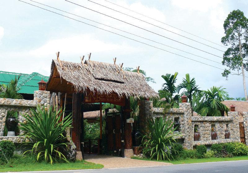 cazare la Aonang Baan Suan Resort