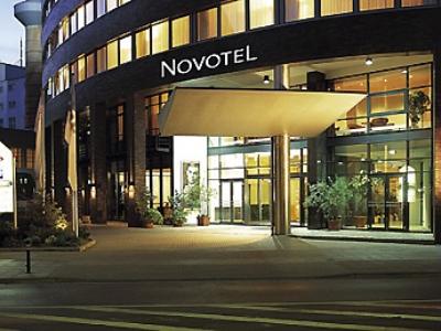 cazare la Novotel Spa Rennes Centre Gare
