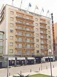 cazare la Hotel President