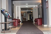 cazare la Quality Hotel Reims Europe