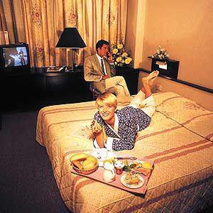 cazare la Fletcher Hotel Antwerpen