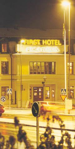 cazare la Best Western Gamla Teatern