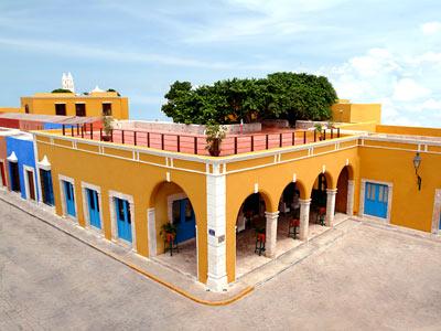 cazare la Hacienda Puerta Campeche Boutique