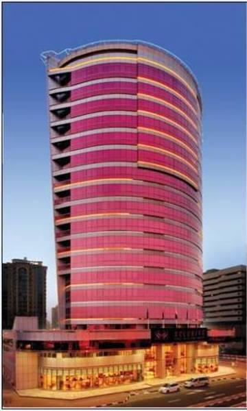 cazare la Clover Creek Hotel Apartments Dubai