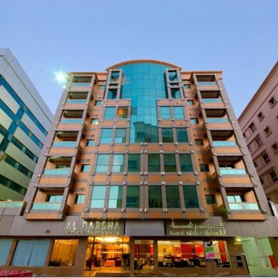 cazare la Al Barsha Hotel Apartments By Mondo
