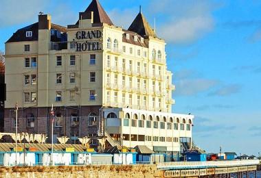 cazare la Britannia Grand Hotel Llandudno