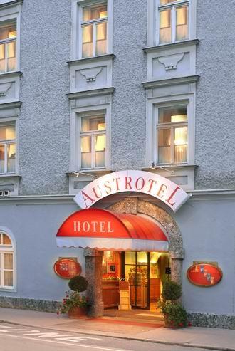 cazare la Hotel Am Mirabellplatz