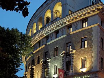 cazare la Grand Hotel Palace