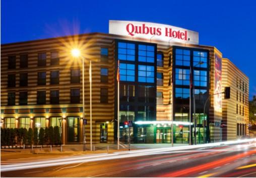 cazare la Qubus Hotel Gorzow Wlkp.