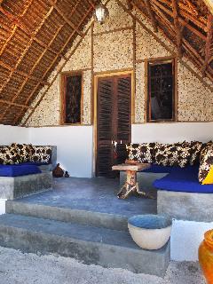 cazare la Nur Beach Hotel Jambian Zanzibar