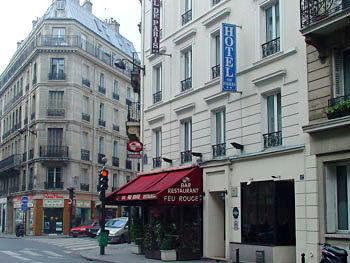 cazare la Hotel De Paris Maubeuge