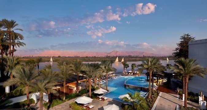 cazare la Hotel Hilton Luxor Resort & Spa