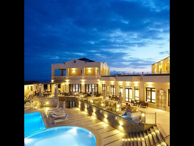 cazare la Sivota Diamond Spa Resort