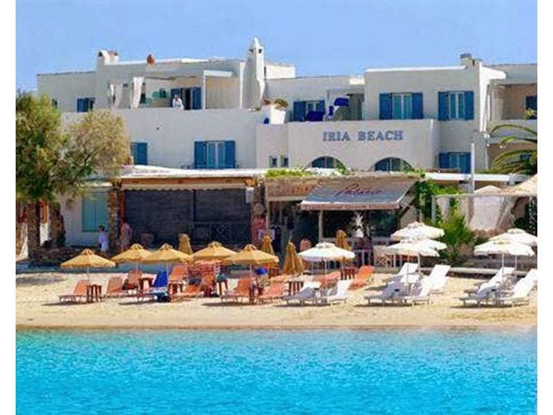 cazare la Iria Beach Art Hotel
