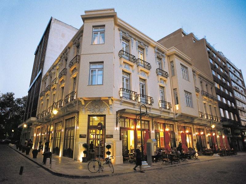 cazare la Capsis Bristol Boutique Hotel