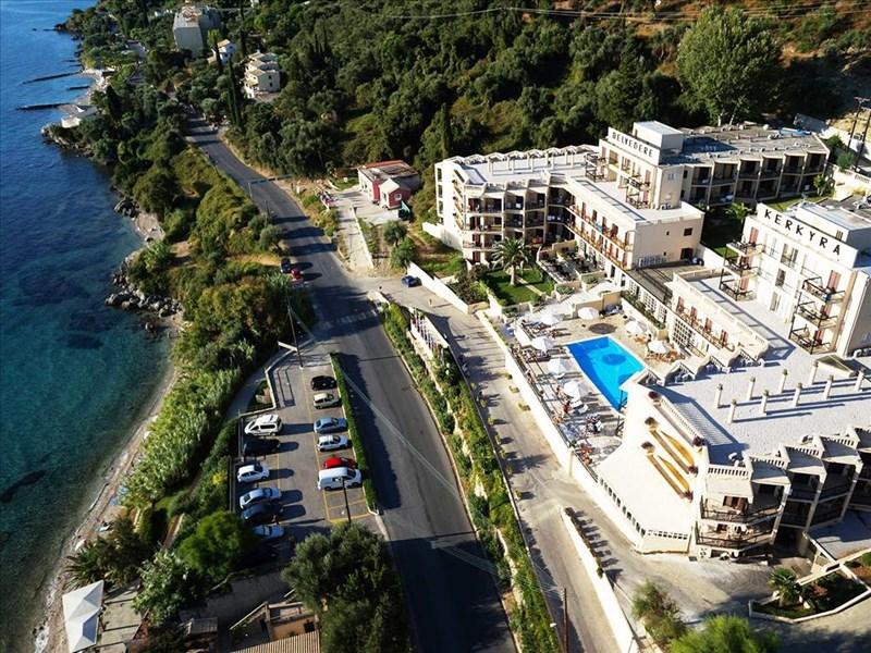 cazare la Corfu Belvedere Hotel