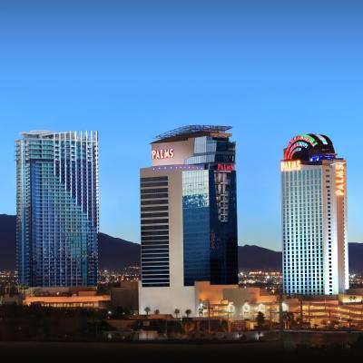 cazare la Palms Casino Resort (superior/ Room Only)