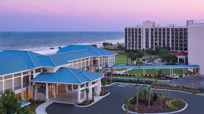 cazare la Doubletree Resort By Hilton Myrtle Beach