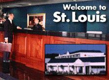 cazare la Hilton St. Louis Frontenac