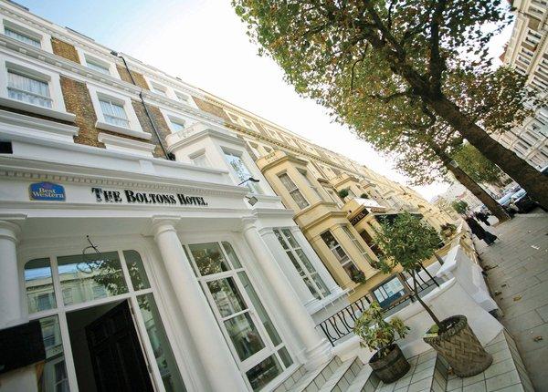 cazare la Best Western Boltons Hotel London Kensington