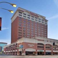 cazare la Hampton Inn St. Louis-downtown At The Gateway Arch