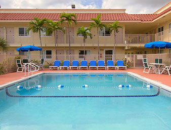 cazare la Travelodge Riviera Beach/west Palm