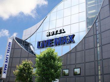 cazare la Hotel Livemax Esaka