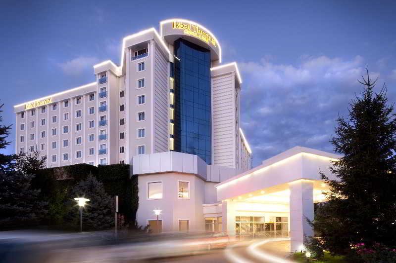 cazare la Ikbal Thermal Hotel And Spa