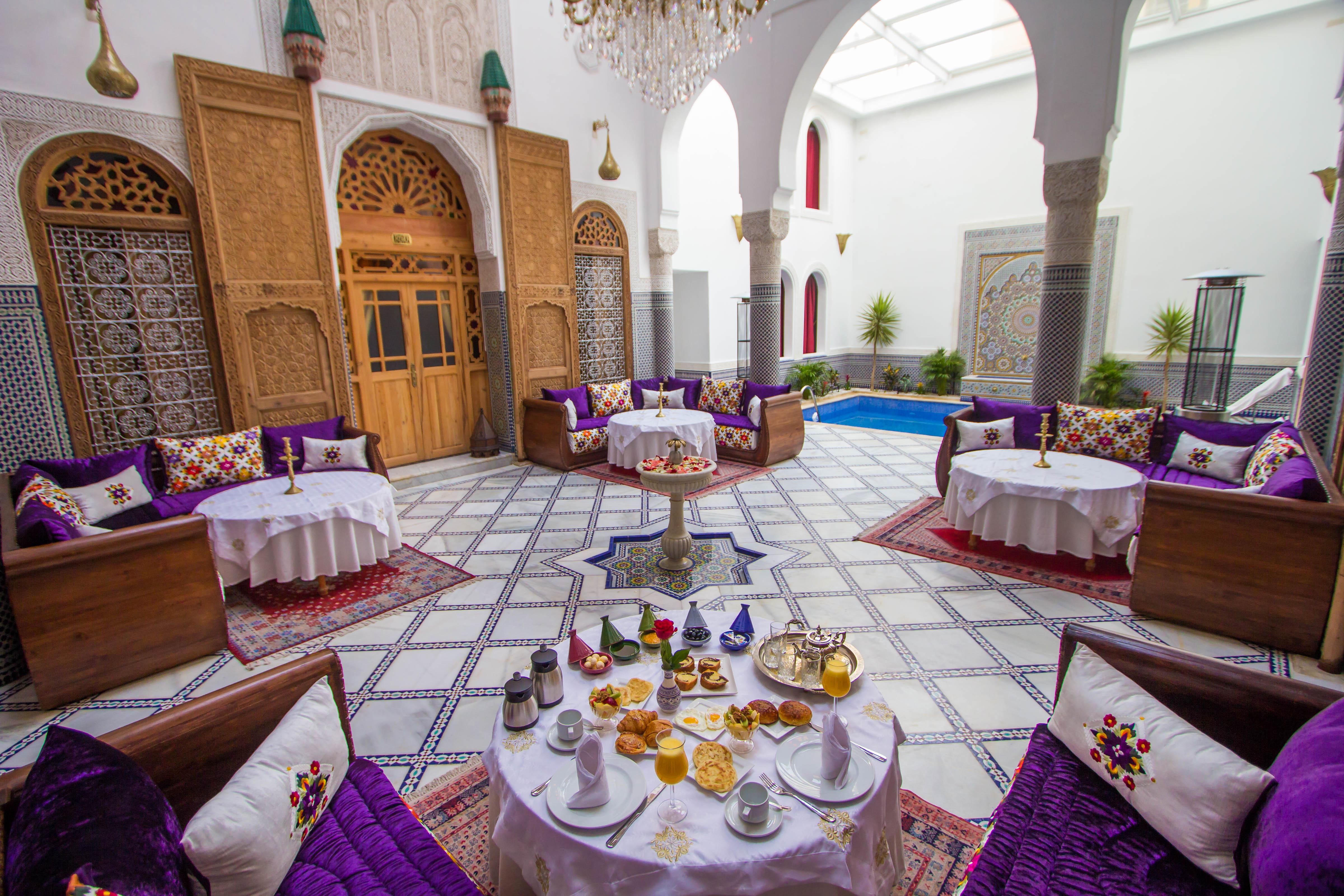 cazare la Riad Palas Marjana Suite & Spa