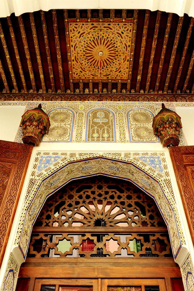 cazare la Riad El Amine Fes
