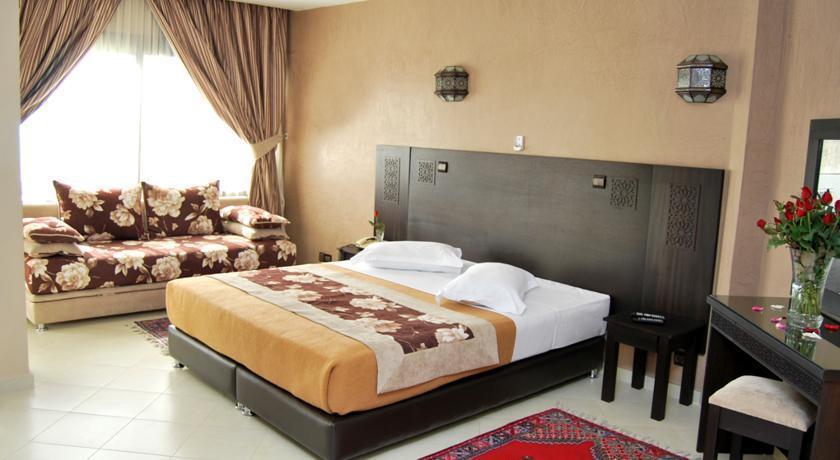 cazare la Suite Hotel Tilila