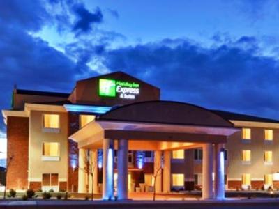 cazare la Holiday Inn Express Albuquerque Airport