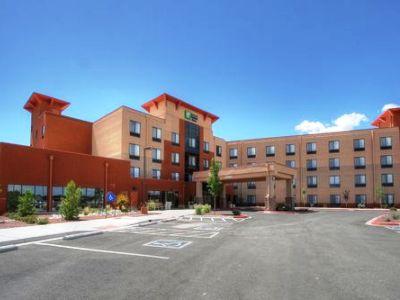 cazare la Holiday Inn Exp Albuquerque His Old Town