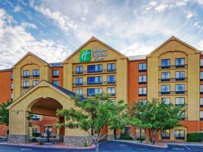 cazare la Holiday Inn Express Albuquerque Midtown