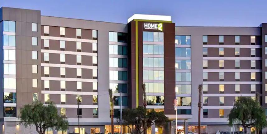 cazare la Home2 Suites By Hilton Los Angeles Montebello